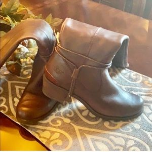 🇺🇸 UGG LEATHER BOOTS